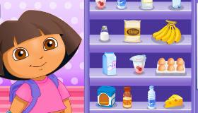 Juego de cocina con dora exploradora gratis juegos xa chicas - Dora la exploradora cocina ...