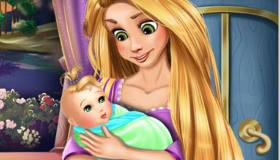 Juego de rapunzel y su hija gratis juegos xa chicas - Bebe raiponce ...