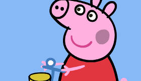 Juego de peppa pig para pintar gratis juegos xa chicas - Jeux de papa pig ...